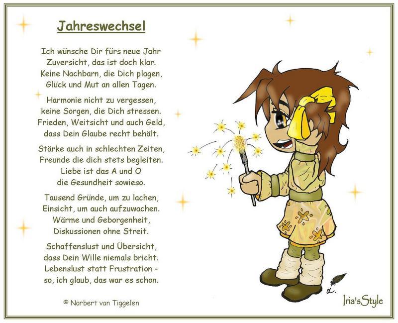 Mells vs norbert mellss jimdo page - Lustiges zum jahreswechsel ...